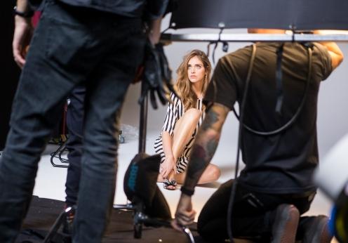 Chiara Ferragni Amazon Fashion set