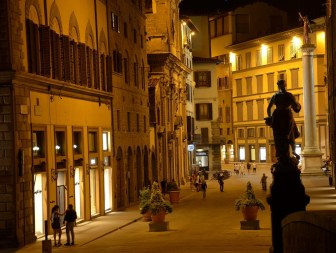 Via de' Tornabuoni, Florence