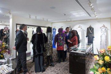 Roberto Cavalli store in Teheran